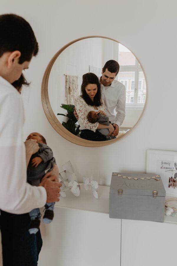 Neugeborenenshooting Hannover