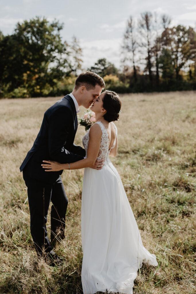 Kuss_Brautpaarshooting