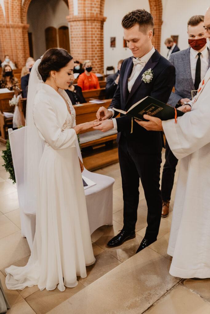 Ringwechsel kirchliche Trauung