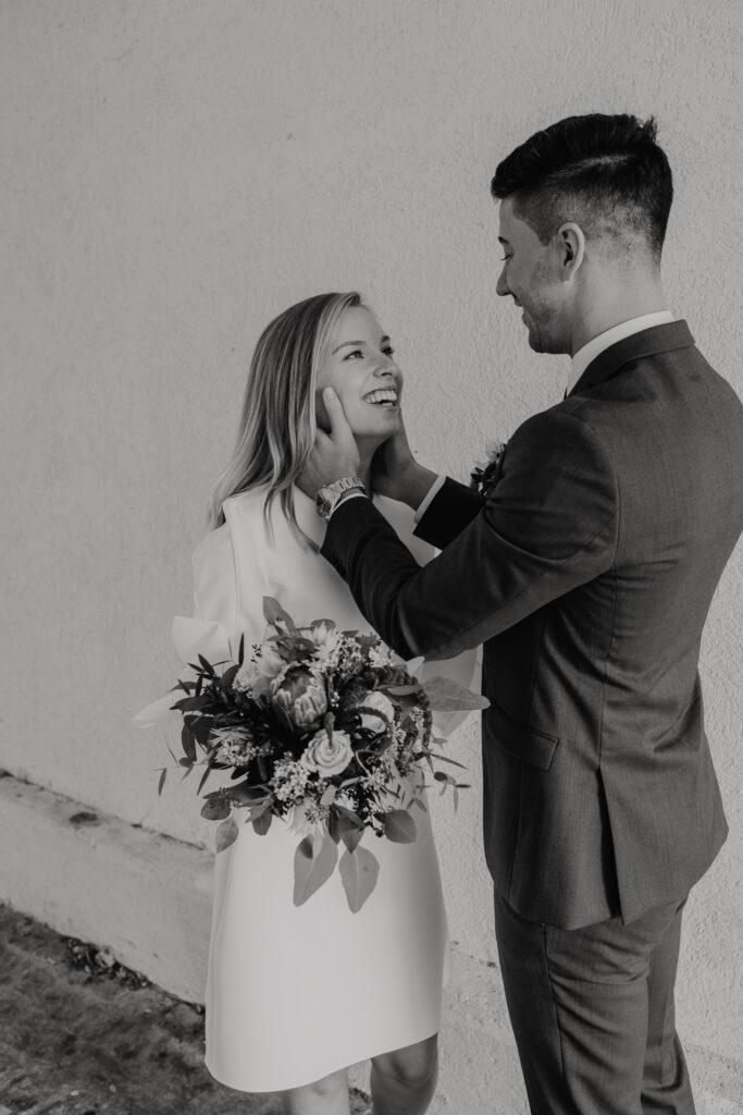 Glücklich als Ehepaar